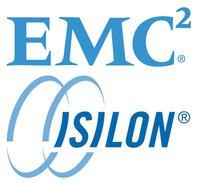 EMC and Isilon Logos