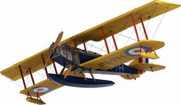 Model Biplane