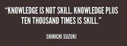 Shinichi Suzuki Quote -
